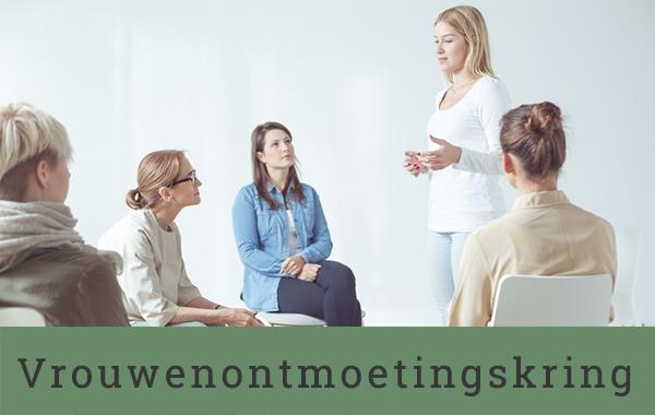 Vrouwen-ontmoetings-kring.